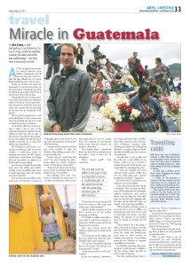 Ben's Guatemala Article