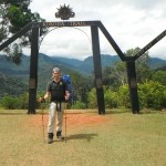 The start of my Kokoda trip