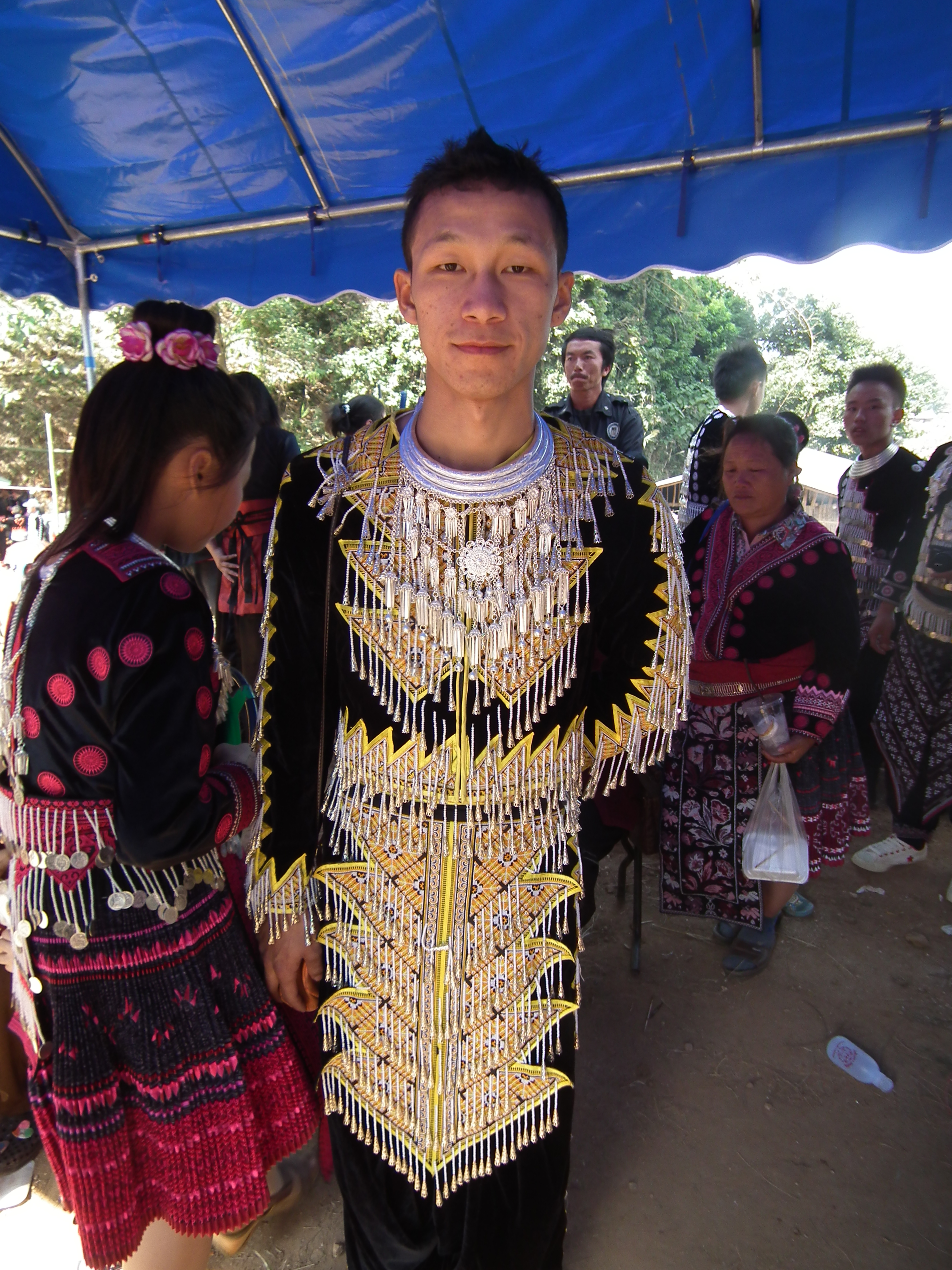 Celebrating the Hmong (Mong) New Year: Traditional Tribal ...
