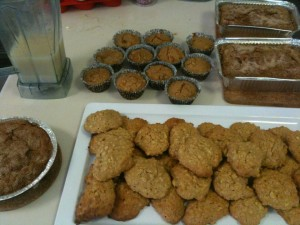 Apple cakes, cookies, and muffins for Rosh Hashanah!