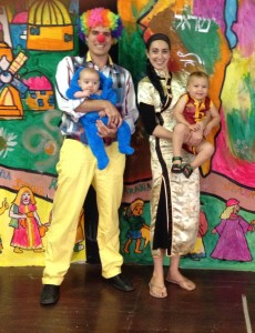 Purim in Adleaide