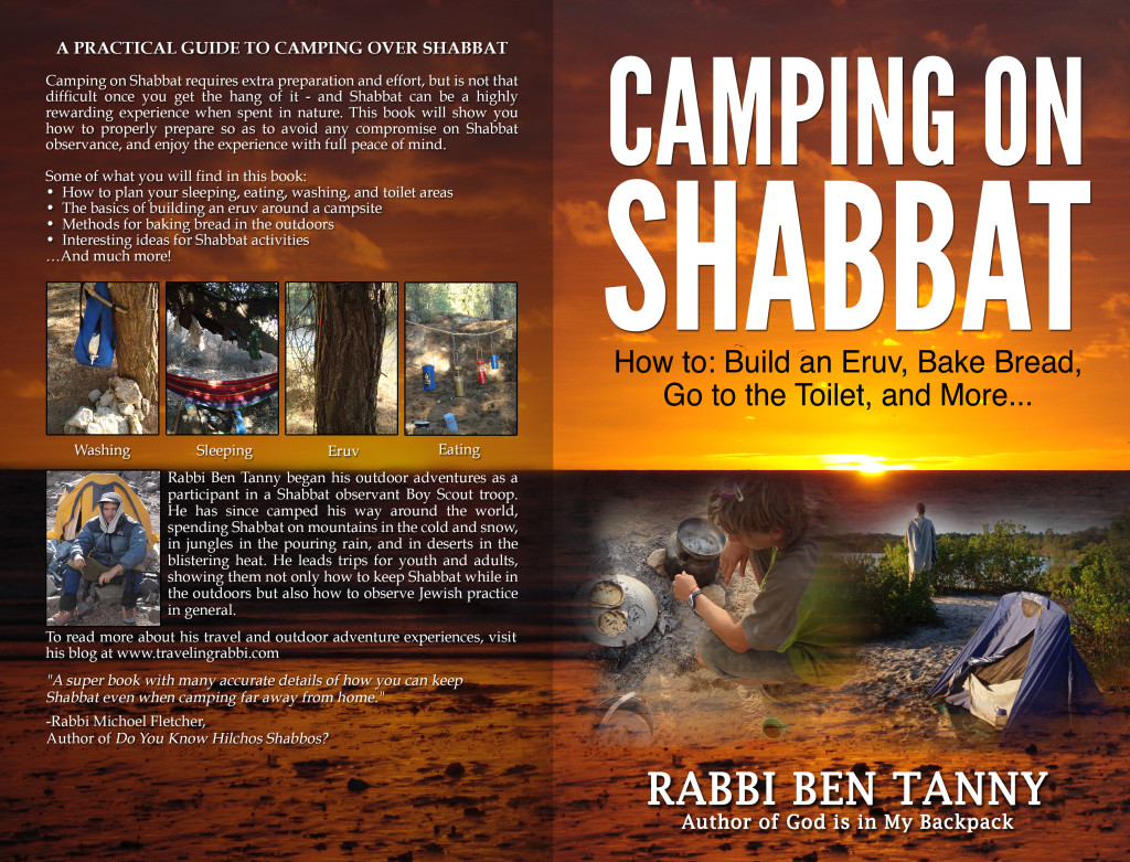 Camping on Shabbat