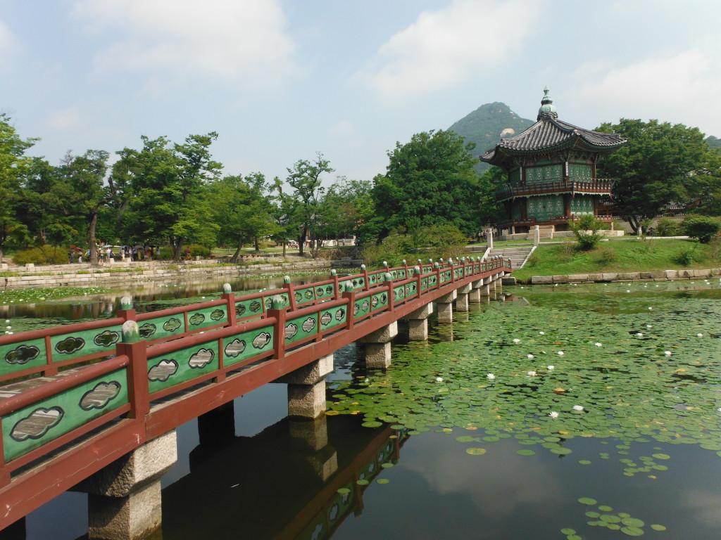 Parks in Seoul Korea
