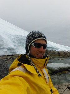 Rabbi in Antarctica