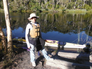 Rob Kayak Noosa Everglades Queensland